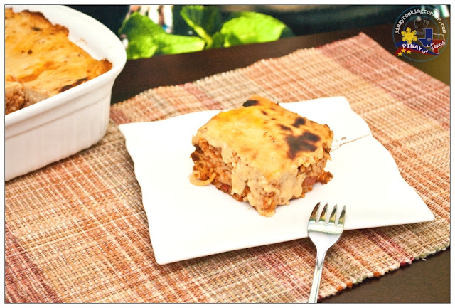 Which Is So Creamy Cheesy And Truly Irresistible For Children And Adults Alike This Has The Same Cheese Topping As The Baked Macaroni That I Ve Shared
