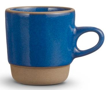stacking mug - blue