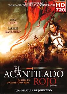 Ver Acantilado rojo Online Latino