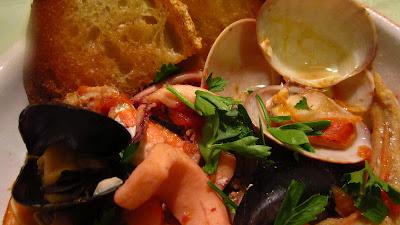 zuppa di pesce...nel wok