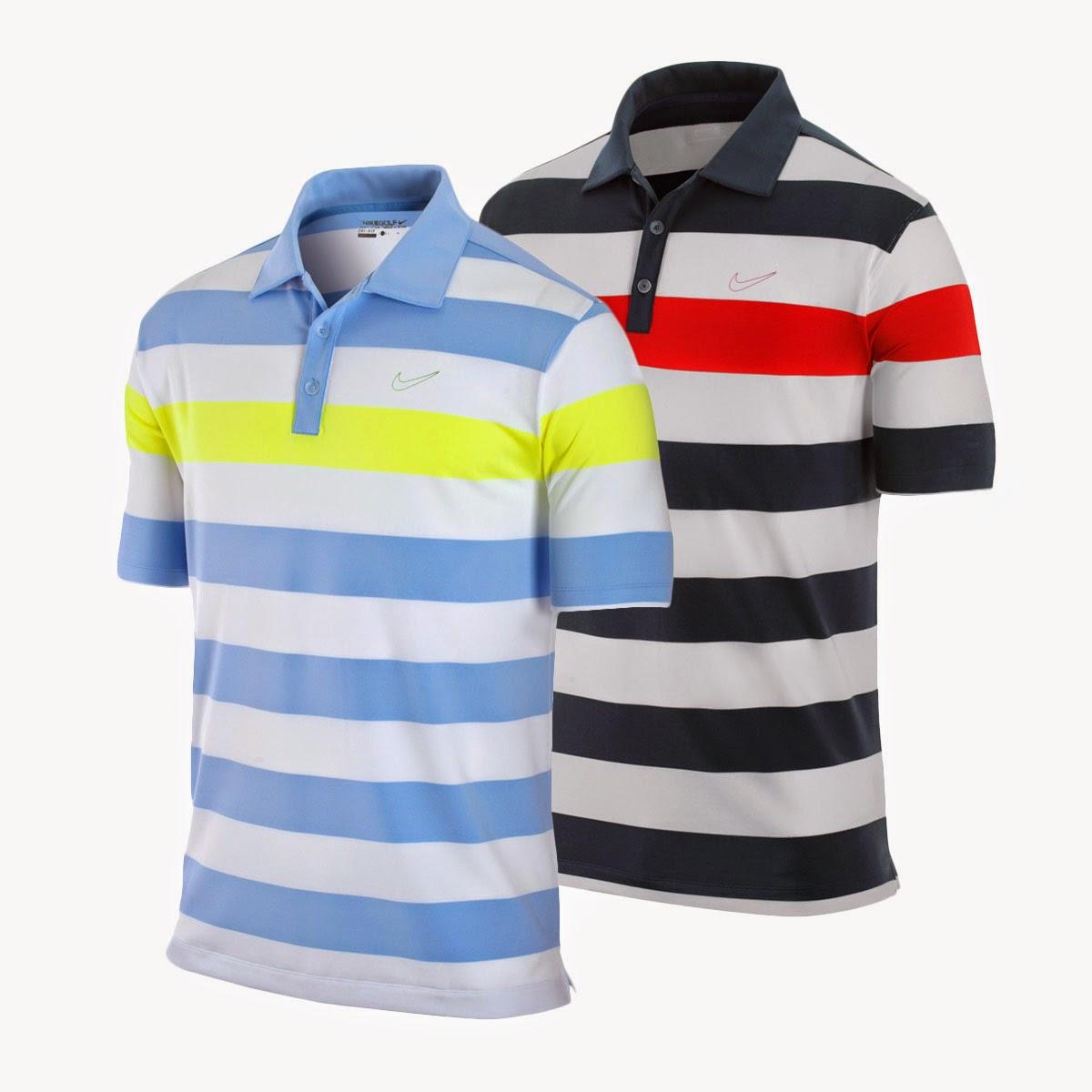 Blue Striped Polo Shirt Stripe Polo Shirt Blue