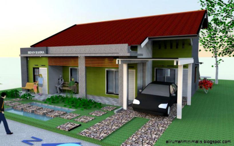 Model Rumah Minimalis Modern Yang Unik  Cara Mendesain Rumah