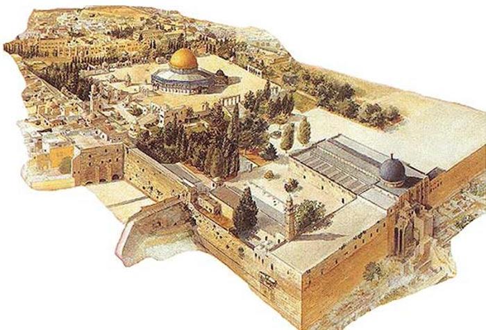 المسجد الأقصا المبارك