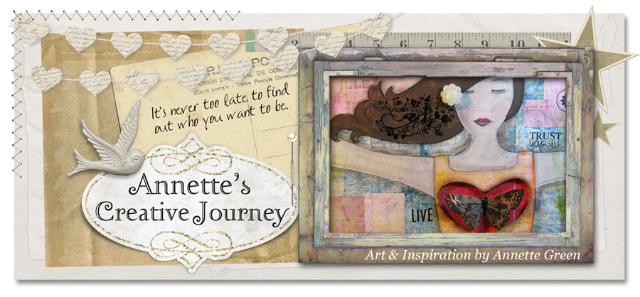 Annette&#39;s Creative Journey