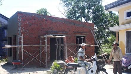 Đổ xô xây nhà đón đền bù