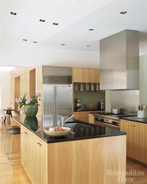 Decoraciones y modernidades lo ultimo en cocinas for Lo mas moderno en cocinas integrales