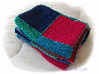 afghan,blanket,squares,blocks,easy,joining,charity