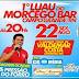 Dia 22 de Agosto tem o 1° Lual do Morcego Bar em Campo Grande/RN