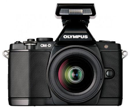 Olympus OM-D E-M5 Digital SLR Camera