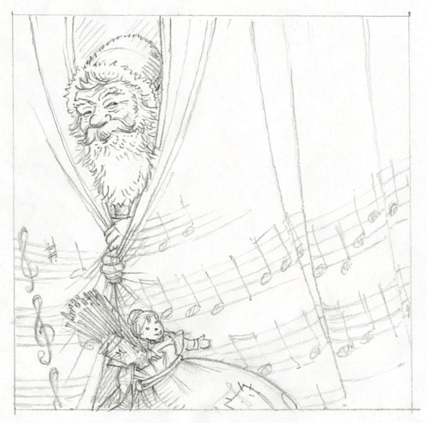 Ist schon Weihnachten ?   Illustration, Kunst & Krempel