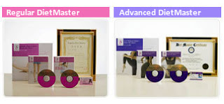 DietMaster regular course, DietMaster advanced course.