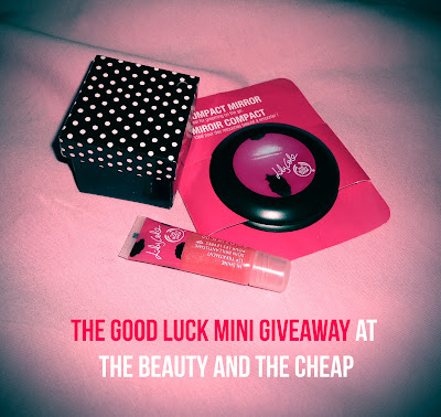 The Beauty and the Cheap's The Good Luck Mini Giveaway!