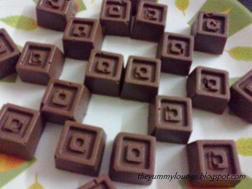 Homemade Chocolate with Gift Ideas Recipe