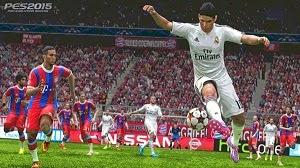 Pro Evolution Soccer (PES) 2015 Terbaru Working link download
