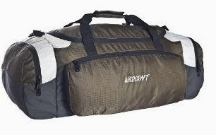 (Lowest Price Deal) Wildcraft Air Large 30 inch Duffel Bag worth Rs.1695 for Rs.1187 with 5 Year Warranty at HomeShop18