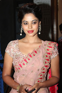 Actress Bindu Madhavi Saree Picture Stills 012.jpg