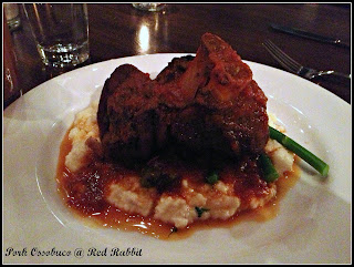Dine Downtown 2013 Impressions : Mulvaney's and Red Rabbit