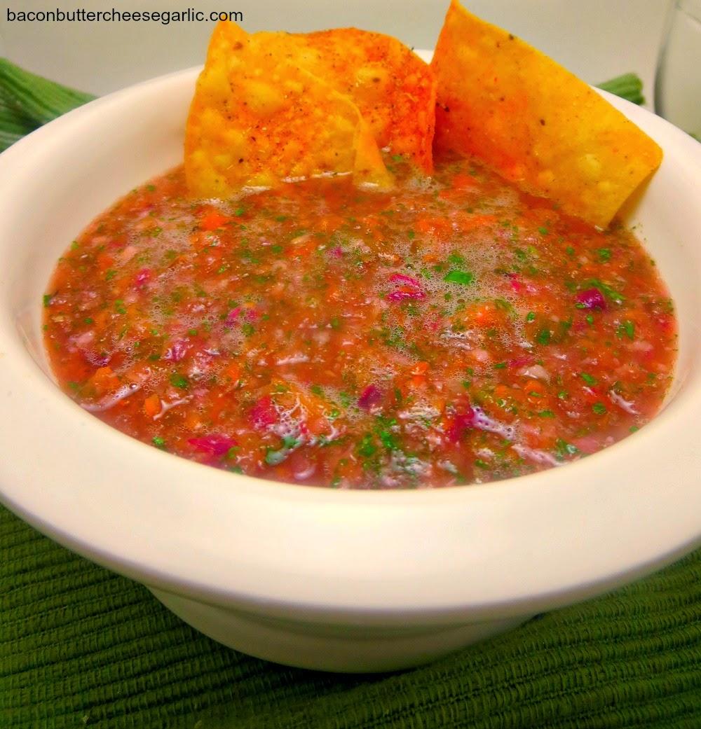 Habanero Salsa