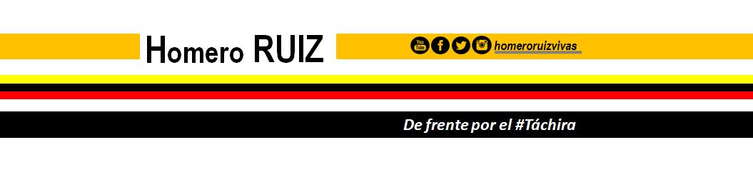 Blog Oficial Homero Ruiz