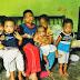6 beradik hampir mati kelaparan ditinggal ibu bapa setan.