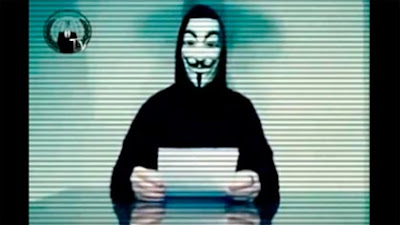 5 Noviembre, Hackers anuncian el fin de Facebook
