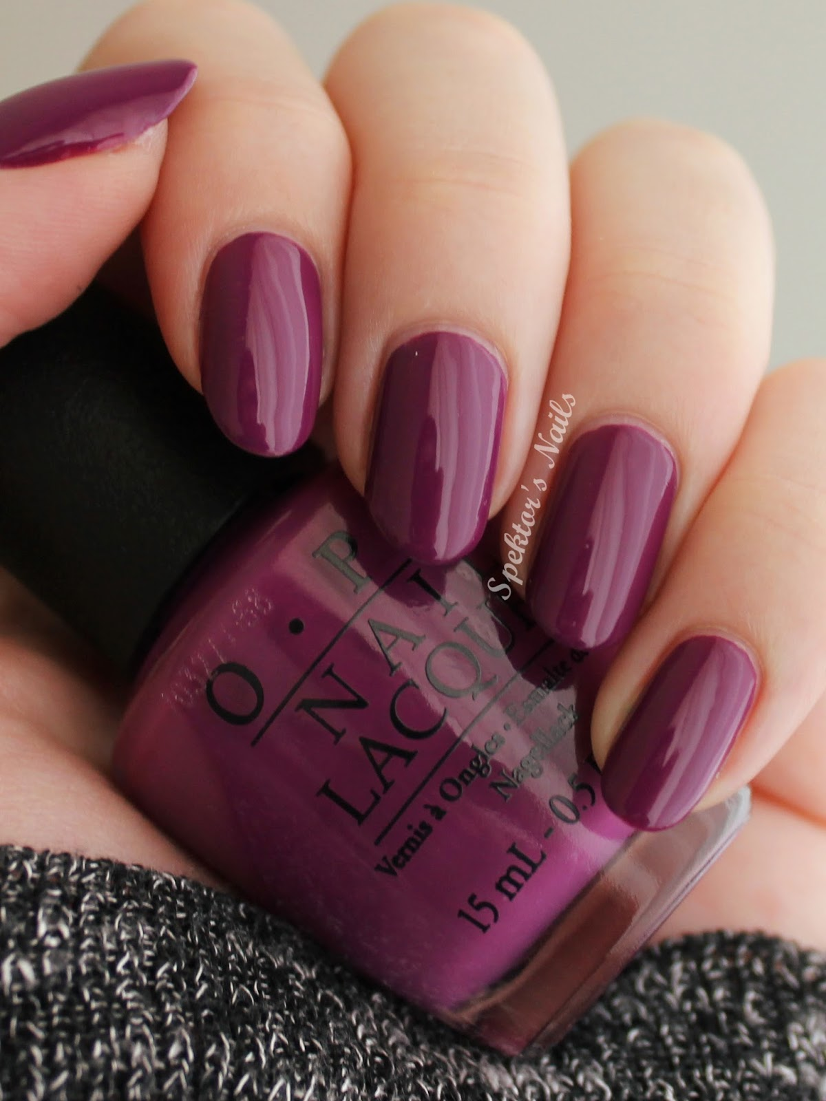 OPI Spring/Summer 2014 - Pamplona Purple