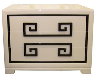 Greek Key Dresser