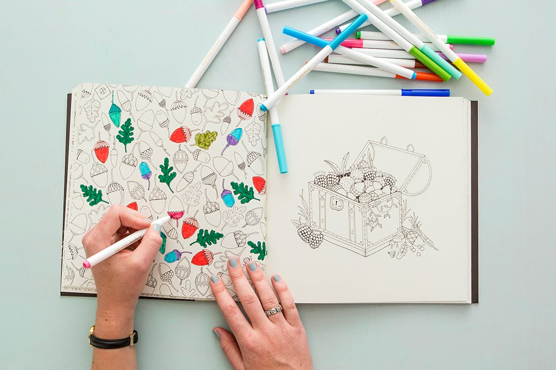 El arte, una forma maravillosa de terapia | Jugar con la creatividad