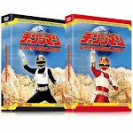 Novo DVD do Esquadrão Relâmpago Chenganen