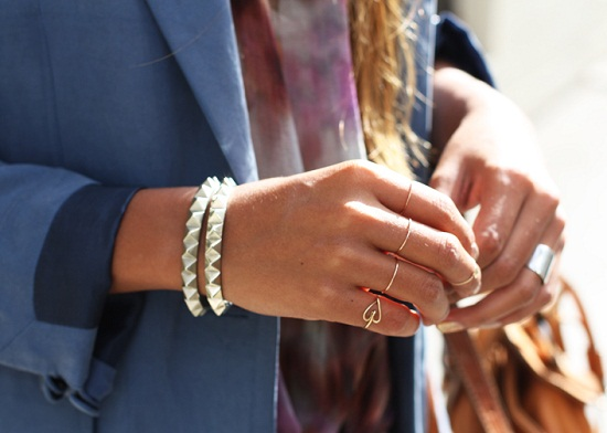 Midi Finger Rings