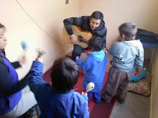 Ya comenzaron las clases de Musicoterapia