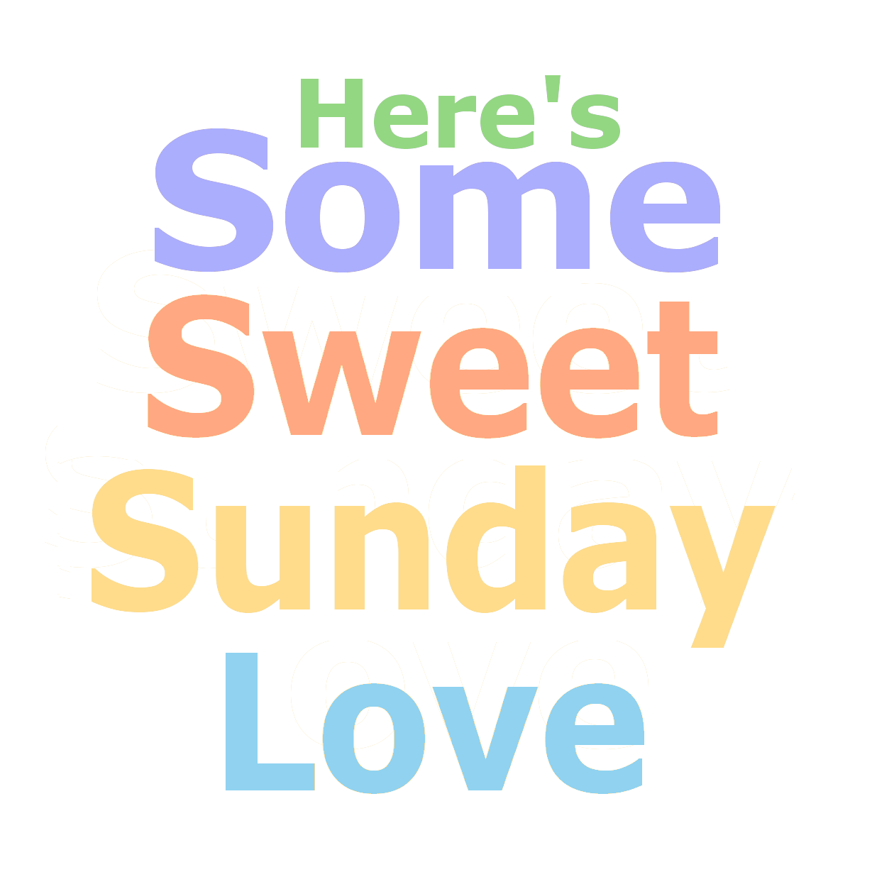 Sweet Sunday Love