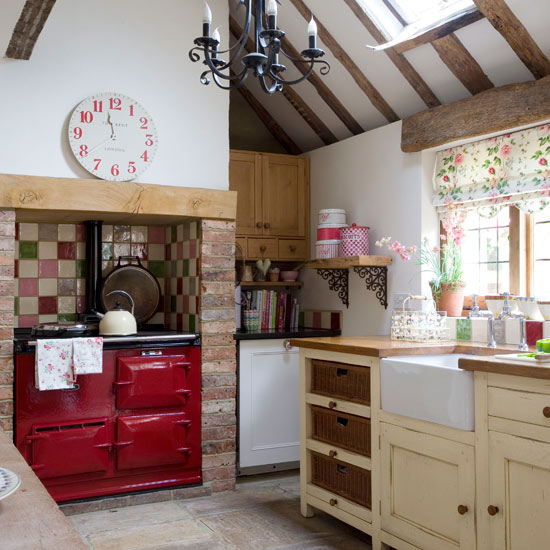 Country Kitchen Style For Modern House Modern Country Style Country Kitchens