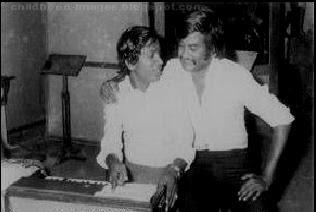 Rajinikanth mini biography and childhood pictures