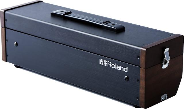 Matrixsynth Roland Introduces Syr E84 Eurorack Case