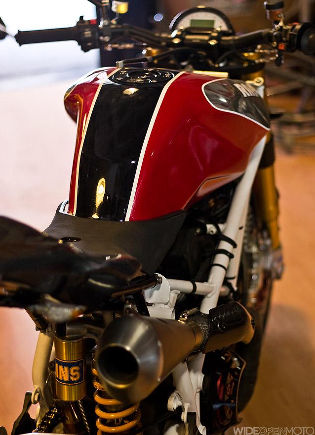 Radical Ducati Pursang