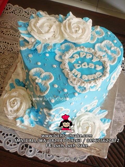 Kue Tart Ulang Tahun Untuk Mama Daerah Surabaya - Sidoarjo