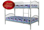 Sweet Dreams Soria Metal Bunkbed - will split into two single beds