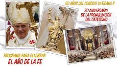 El Año de la Fe se iniciará el 11 de octubre de 2012 y concluirá el 24 de noviembre de 2013