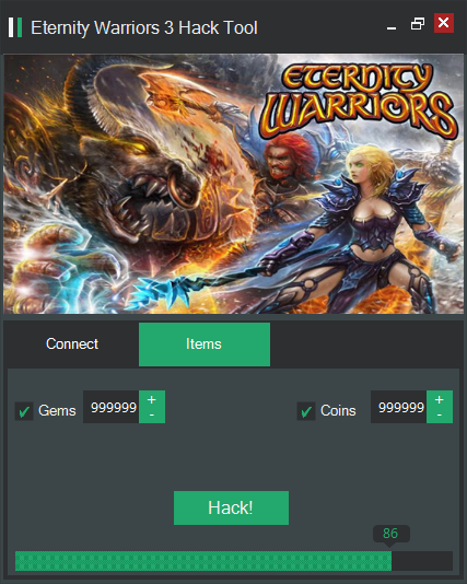 Eternity Warriors 3 Game Hack