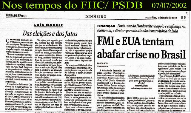FHC+++EUA++E++FMI++TENTAM+ABAFAR+CRISE+N