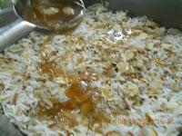 chewy almond chikki