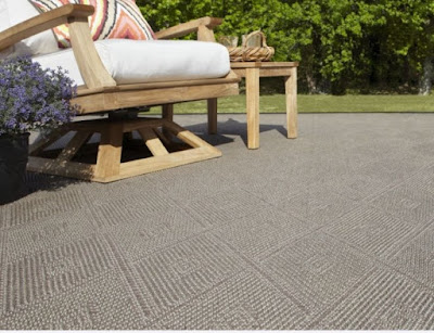 outdoor carpet tiles