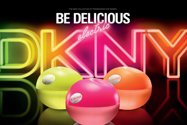 fragancias Be Delicious Electric de DKNY para mujer