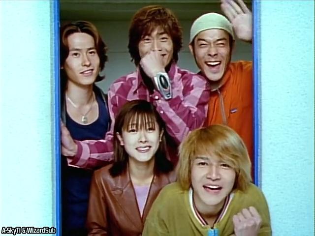 [W-S & A-S] Mirai Sentai Timeranger Episode 51 [Special] Subtitle Indonesia