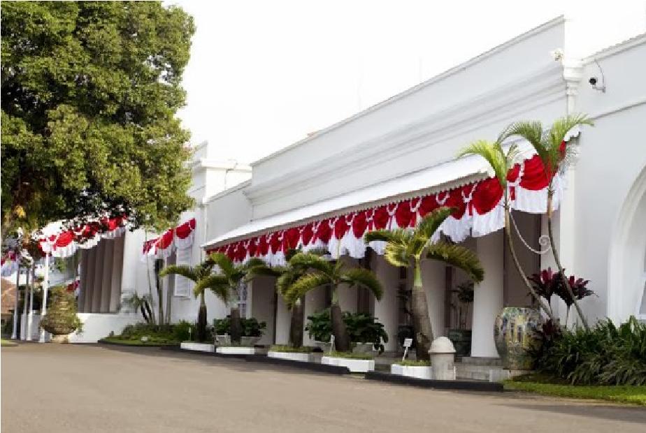 Gubernuran Bandung, salah satau Tempat Bersejarah di Kota Bandung