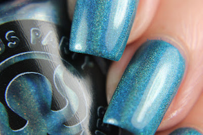 Octopus Party Nail Lacquer Under the Siege