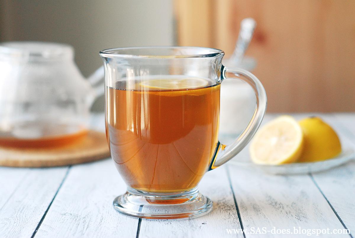 WINTER LEMON TEA | SAS does ...: WINTER LEMON TEA