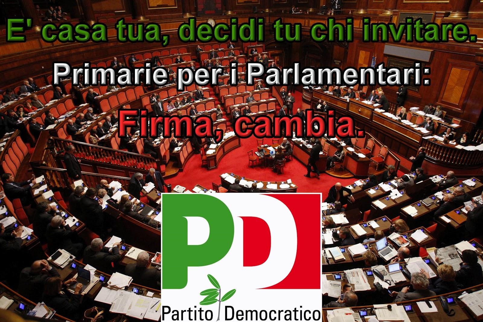 Circolo intercomunale del pd di la cassa san gillio for I parlamentari