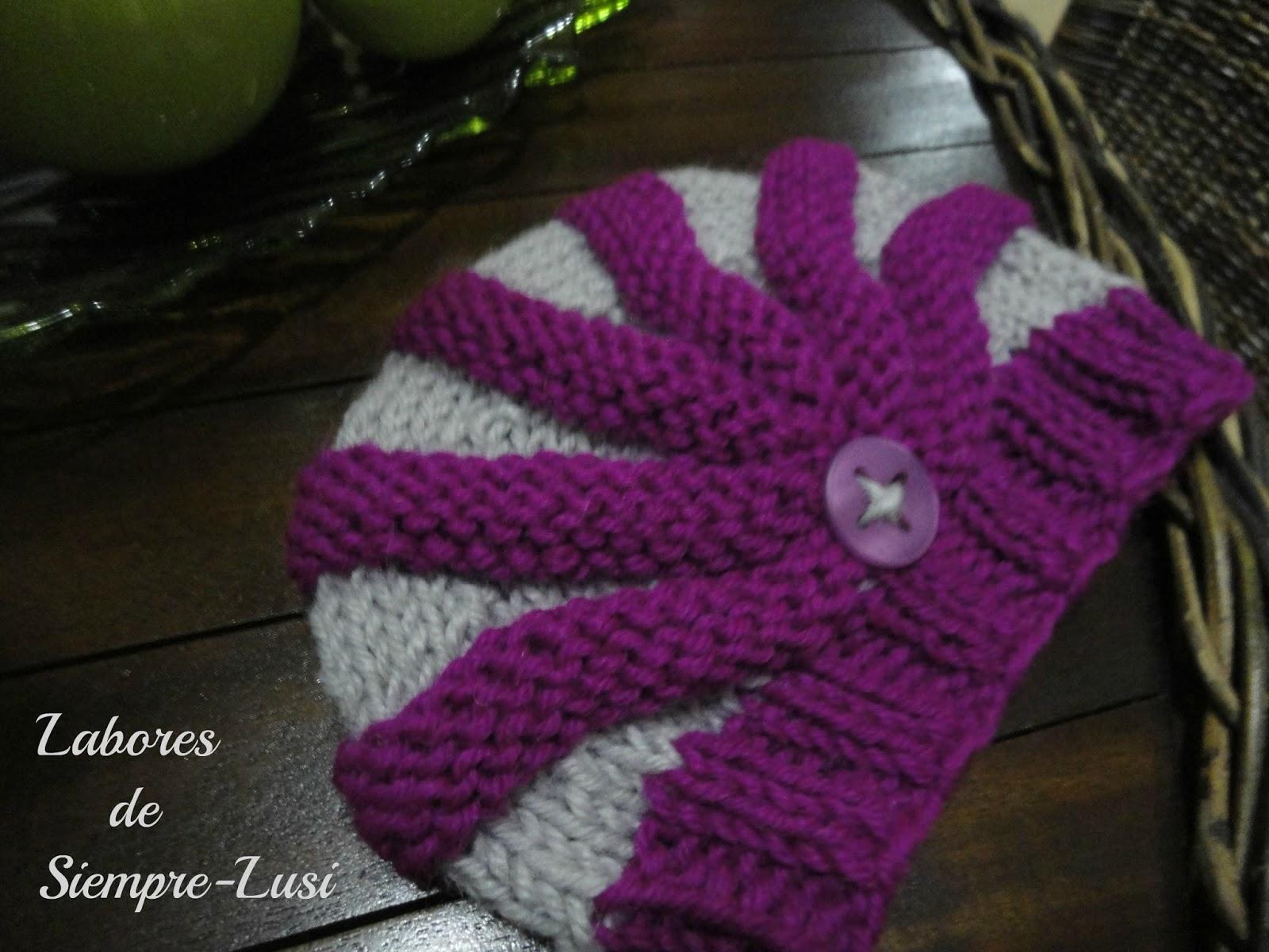 Vistoso Patrón De Crochet Acanalado Friso - Ideas de Patrones de ...